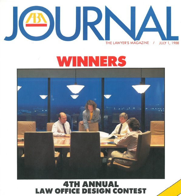ABA Journal Law Office Design Contest Winners