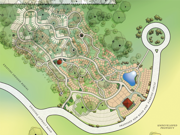 Willow Lawn Memorial Park Master Plan