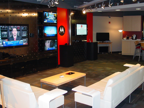 Motorola Mobility Experience Center